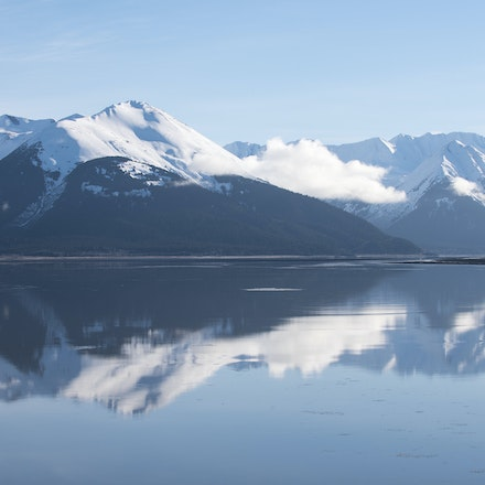 _DSC1494 - The view in between Anchorage and Girdwood