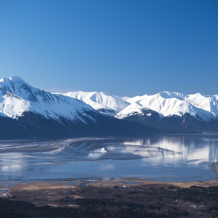_DSC1550 - A view from Aleyska Ski resort, Girdwood