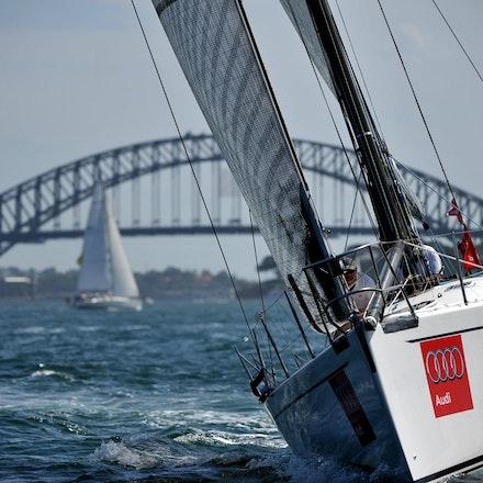 2011 Sydney Harbour Audi Yacht Regatta