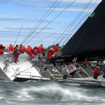 2011 SOLAS Big Boat Challenge