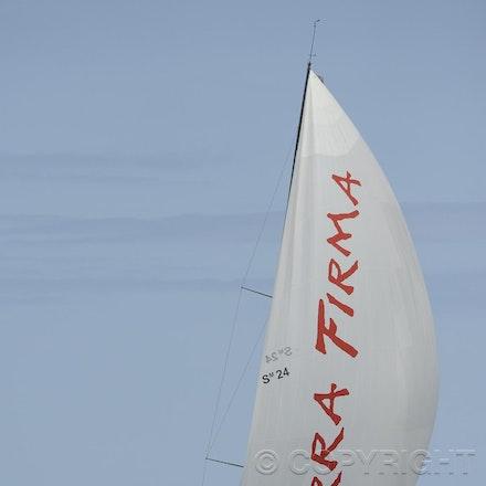 _DSC0504 - 16.12.2011. Sydney, Australia. Day 2. Rolex Trophy Rating Series. Terra Firma skippered by Nicholas Bartels in action