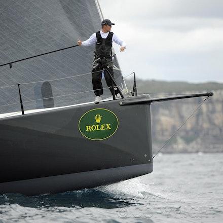 _DSC8847 - 16.12.2011. Sydney, Australia. Day 2. Rolex Trophy Rating Series. Hooligan with Bowman Stuart Polard in action