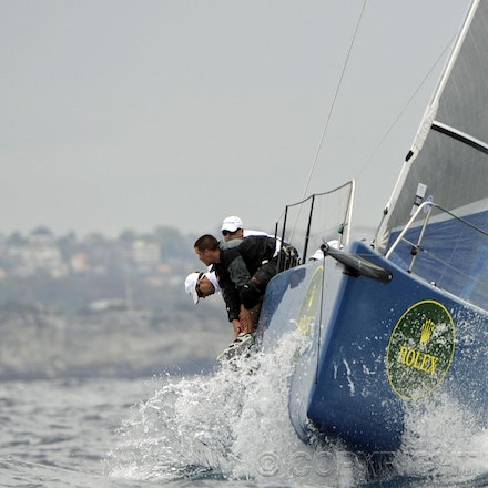 2011 Rolex Trophy Rating Series Day2