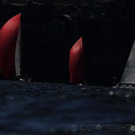201203_Blakeman_068405 - 11.03.2012. Sydney, Australia. in action during the Sydney Harbour Regatta held on Sydney Harbour.