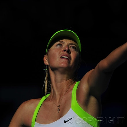 2012 Australian Open Tennis