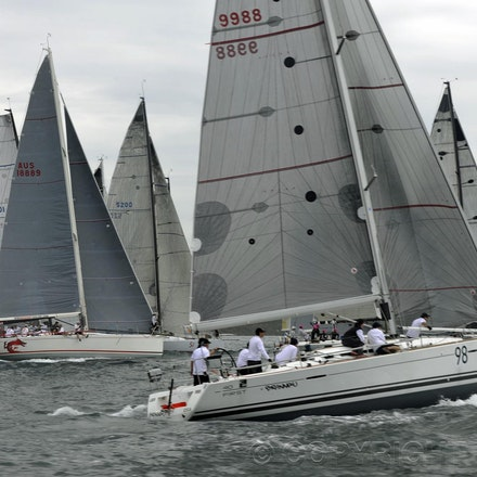 Blakeman_201212_Passage_3136 - 15/12/12, Sydney, Australia, CYCA, Trophy Series 2012 - Passage