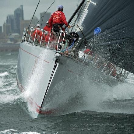 2012 SOLAS Big Boat Challenge