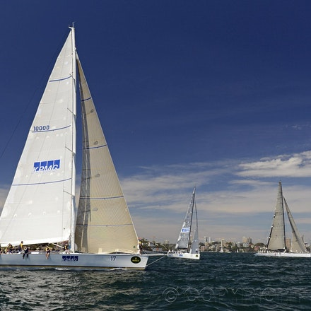 Blakeman_201212_Passage_5784 - 16/12/12, Sydney, Australia, 2012 Cruising Yacht Club Of Australia Rating Series, Passage, Day 2