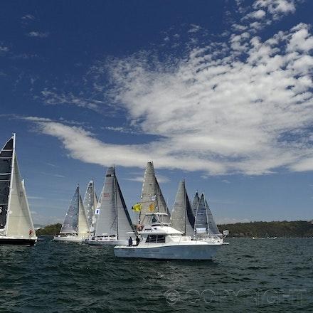 Blakeman_201212_Passage_5830 - 16/12/12, Sydney, Australia, 2012 Cruising Yacht Club Of Australia Rating Series, Passage, Day 2