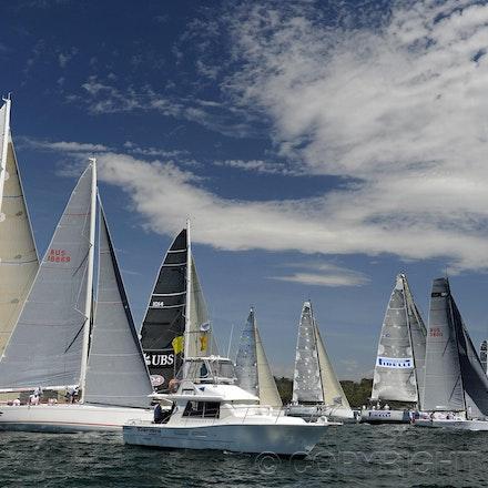 Blakeman_201212_Passage_5832 - 16/12/12, Sydney, Australia, 2012 Cruising Yacht Club Of Australia Rating Series, Passage, Day 2