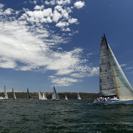 Blakeman_201212_Passage_5896 - 16/12/12, Sydney, Australia, 2012 Cruising Yacht Club Of Australia Rating Series, Passage, Day 2