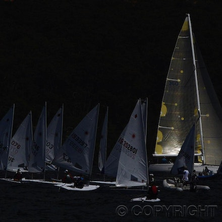 2012 CYCA Trophy Rating Series Day 2