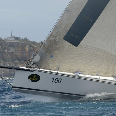 Blakeman_201212_Passage_8351 - 26/12/12, Sydney, Australia, Start of the Sydney to Hobart on Sydney Harbour