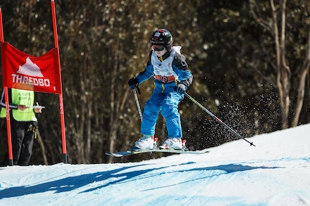 140829_sx_8338 - NSW State Championships-  skier cross race at Thredbo, NSW (Australia) on August 29 2014. Jan Vokaty