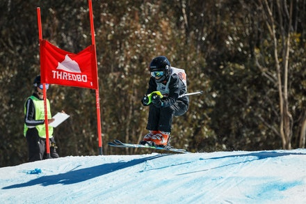 140829_sx_8381 - NSW State Championships-  skier cross race at Thredbo, NSW (Australia) on August 29 2014. Jan Vokaty