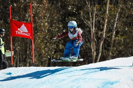 140829_sx_8389 - NSW State Championships-  skier cross race at Thredbo, NSW (Australia) on August 29 2014. Jan Vokaty