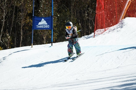 140829_sx_8397 - NSW State Championships-  skier cross race at Thredbo, NSW (Australia) on August 29 2014. Jan Vokaty