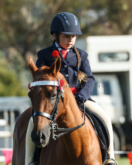 150321_Bombala_0016 - Riders competing during Bombala Annual Agricultural Show at Bombala, NSW (Australia) on March 21 2015. Photo: Jan Vokaty