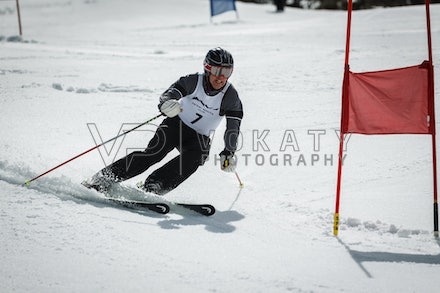 2015Perisher_Cup_4065 - 2015 Perisher Cup Giant Slalom alpine ski race at Perisher, NSW (Australia) on September 19 2015. Photo: Jan Vokaty