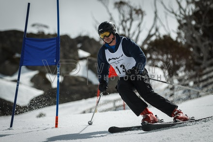 2015Perisher_Cup_4076 - 2015 Perisher Cup Giant Slalom alpine ski race at Perisher, NSW (Australia) on September 19 2015. Photo: Jan Vokaty