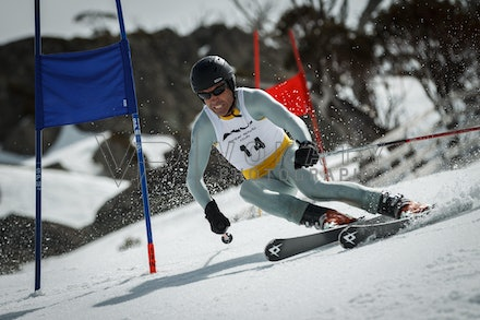 2015Perisher_Cup_4080 - 2015 Perisher Cup Giant Slalom alpine ski race at Perisher, NSW (Australia) on September 19 2015. Photo: Jan Vokaty