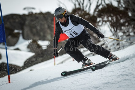 2015Perisher_Cup_4083 - 2015 Perisher Cup Giant Slalom alpine ski race at Perisher, NSW (Australia) on September 19 2015. Photo: Jan Vokaty