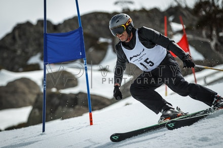 2015Perisher_Cup_4085 - 2015 Perisher Cup Giant Slalom alpine ski race at Perisher, NSW (Australia) on September 19 2015. Photo: Jan Vokaty
