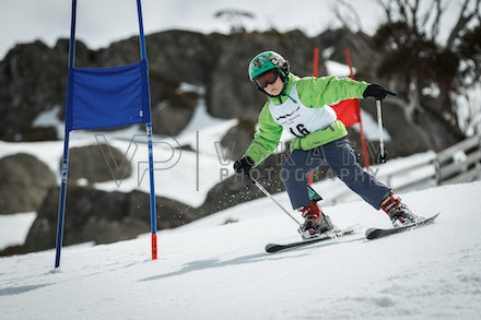 2015Perisher_Cup_4092 - 2015 Perisher Cup Giant Slalom alpine ski race at Perisher, NSW (Australia) on September 19 2015. Photo: Jan Vokaty