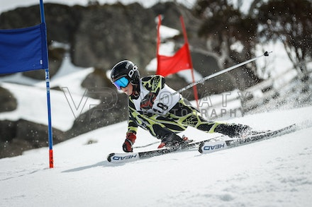 2015Perisher_Cup_4102 - 2015 Perisher Cup Giant Slalom alpine ski race at Perisher, NSW (Australia) on September 19 2015. Photo: Jan Vokaty