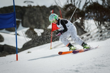 2015Perisher_Cup_4105 - 2015 Perisher Cup Giant Slalom alpine ski race at Perisher, NSW (Australia) on September 19 2015. Photo: Jan Vokaty
