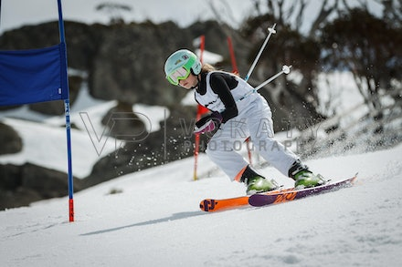 2015Perisher_Cup_4106 - 2015 Perisher Cup Giant Slalom alpine ski race at Perisher, NSW (Australia) on September 19 2015. Photo: Jan Vokaty