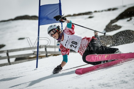 2015Perisher_Cup_4112 - 2015 Perisher Cup Giant Slalom alpine ski race at Perisher, NSW (Australia) on September 19 2015. Photo: Jan Vokaty