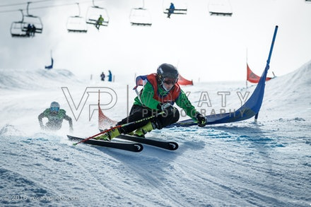 2016 U14/U16 Ski Cross Finals Mt. Hotham
