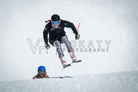 WSC Ski Cross training