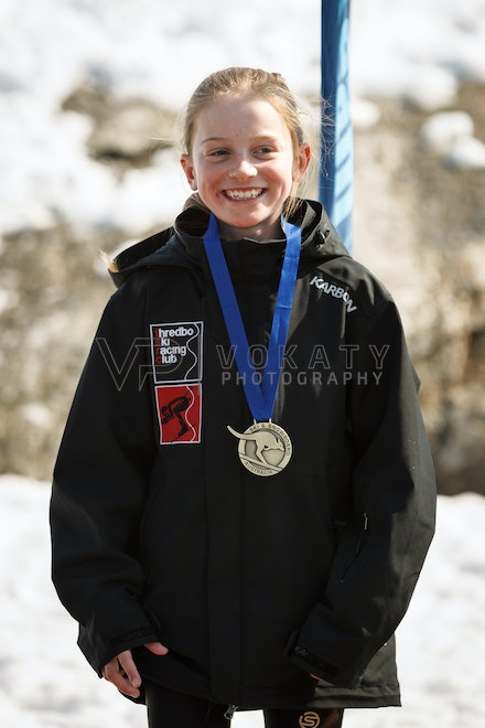 JVOK0799 - SSA National Children's Series Giant Slalom race held at Perisher, NSW (Australia) on September 05 2016. Photo: Jan Vokaty