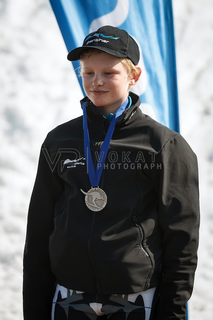 JVOK0840 - SSA National Children's Series Giant Slalom race held at Perisher, NSW (Australia) on September 05 2016. Photo: Jan Vokaty