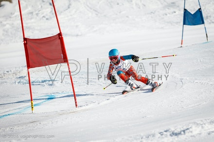 JVOK8344 - SSA National Children's Series Giant Slalom race held at Perisher, NSW (Australia) on September 05 2016. Photo: Jan Vokaty