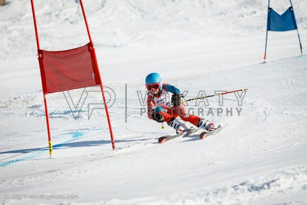 JVOK8345 - SSA National Children's Series Giant Slalom race held at Perisher, NSW (Australia) on September 05 2016. Photo: Jan Vokaty