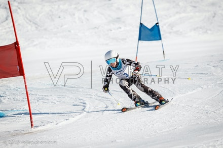 JVOK8349 - SSA National Children's Series Giant Slalom race held at Perisher, NSW (Australia) on September 05 2016. Photo: Jan Vokaty
