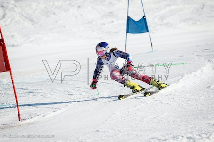 JVOK8355 - SSA National Children's Series Giant Slalom race held at Perisher, NSW (Australia) on September 05 2016. Photo: Jan Vokaty