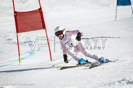 JVOK8363 - SSA National Children's Series Giant Slalom race held at Perisher, NSW (Australia) on September 05 2016. Photo: Jan Vokaty