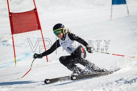 JVOK8373 - SSA National Children's Series Giant Slalom race held at Perisher, NSW (Australia) on September 05 2016. Photo: Jan Vokaty