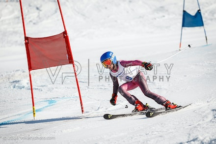 JVOK8379 - SSA National Children's Series Giant Slalom race held at Perisher, NSW (Australia) on September 05 2016. Photo: Jan Vokaty