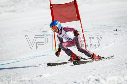 JVOK8381 - SSA National Children's Series Giant Slalom race held at Perisher, NSW (Australia) on September 05 2016. Photo: Jan Vokaty