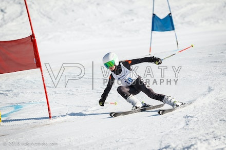 JVOK8383 - SSA National Children's Series Giant Slalom race held at Perisher, NSW (Australia) on September 05 2016. Photo: Jan Vokaty