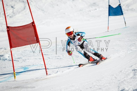 JVOK8387 - SSA National Children's Series Giant Slalom race held at Perisher, NSW (Australia) on September 05 2016. Photo: Jan Vokaty