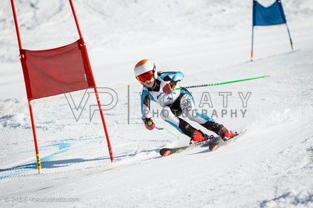 JVOK8388 - SSA National Children's Series Giant Slalom race held at Perisher, NSW (Australia) on September 05 2016. Photo: Jan Vokaty