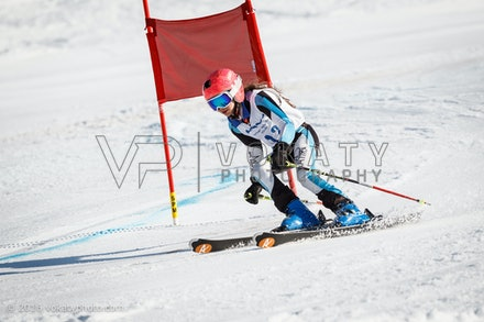 JVOK8395 - SSA National Children's Series Giant Slalom race held at Perisher, NSW (Australia) on September 05 2016. Photo: Jan Vokaty