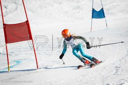 JVOK8398 - SSA National Children's Series Giant Slalom race held at Perisher, NSW (Australia) on September 05 2016. Photo: Jan Vokaty