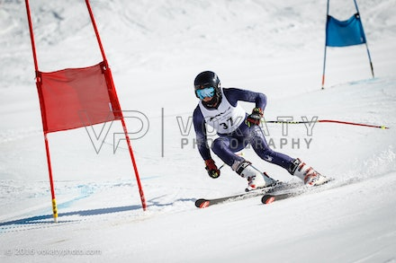 JVOK8802 - SSA National Children's Series Giant Slalom race held at Perisher, NSW (Australia) on September 05 2016. Photo: Jan Vokaty